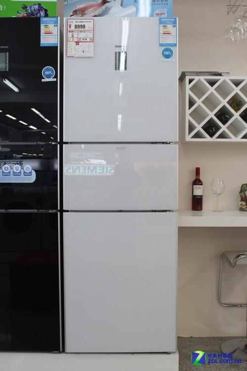 冷藏冷冻随心选 三开门变频冰箱全推荐