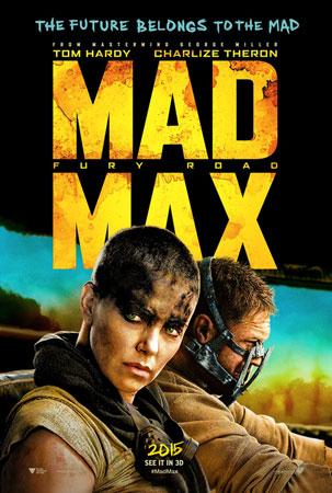 《疯狂的麦克斯:狂暴之路》 暴走激战火力全开