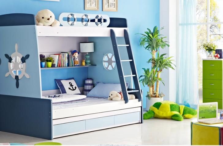 双层床pk普通儿童床
