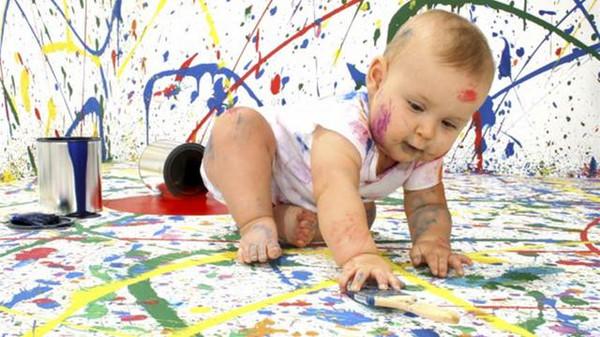盘点儿童学画画的六大好处图片