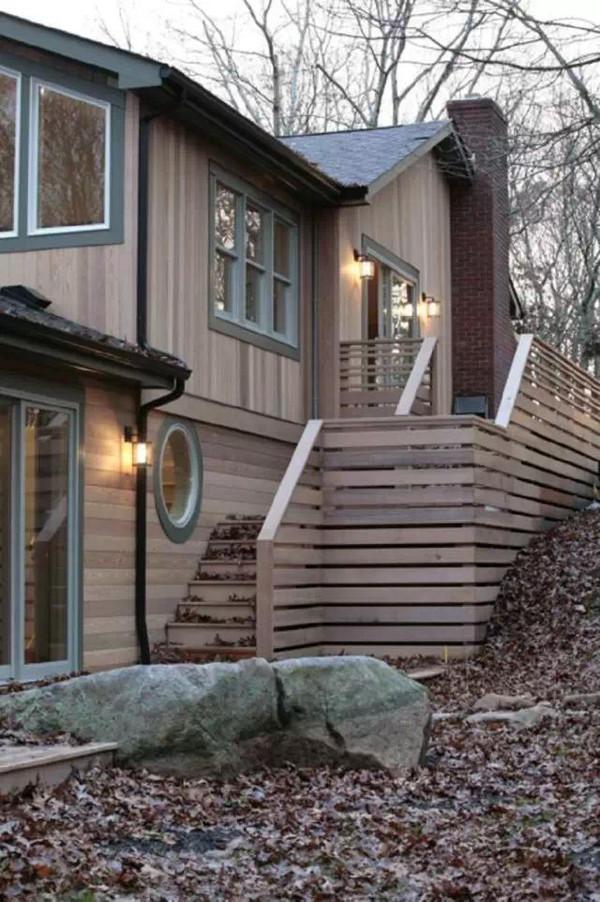 思越木结构|木结构木屋的施工条件