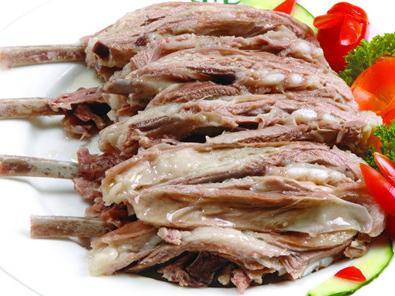 【内蒙古美食】手把羊肉