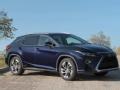 [海外新车]棱角分明 雷克萨斯新款RX450h
