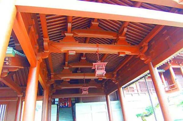 思越木结构|榫卯结构在家具和建筑中的应用