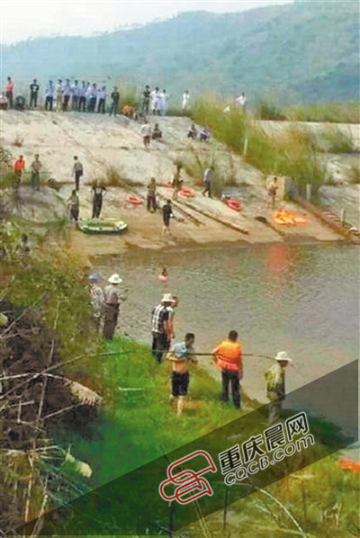 一小孩落水,父母兄弟姐妹亲戚都去救 广东汕头7人溺亡事故引发网友大讨论