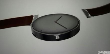 表盘更薄分辨率提高 Moto 360二代曝光
