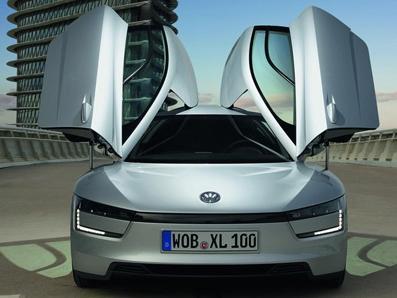 据悉 xl1将在大众的osnabruck工厂量产 首批生产50辆