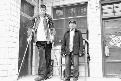 王峰军死后和父亲在一同
