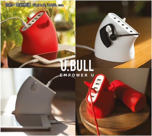 MOMAX摩米士U.Bull公牛5