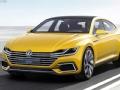 [海外新车]新大众Sport Coupe GTE概念车