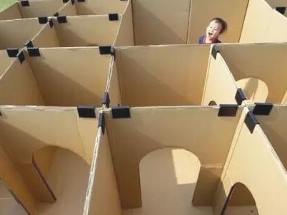 20个废旧纸箱手工,让孩子们惊喜连连