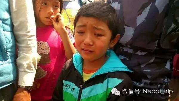 尼泊尔:大罢工伤痛 美丽世界的孤儿