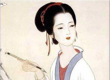 细数古代女子的发髻
