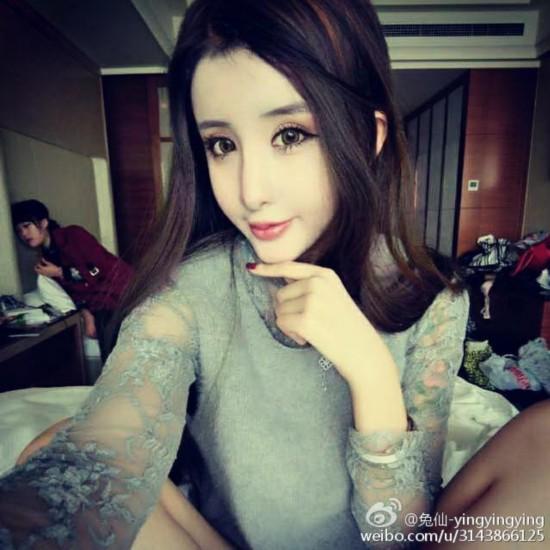 15岁少女疑为情整容,网友惊叹画面实在太美,不敢看。