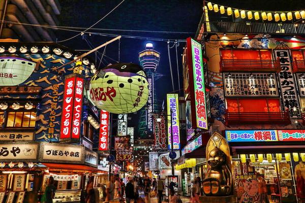 日本大阪v折扣折扣,日本大阪自由行攻略攻略意大利村攻略图片