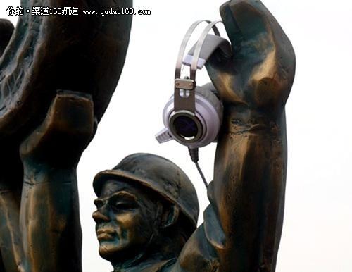 西伯利亚V2网吧版游戏耳机