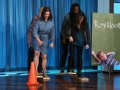 《艾伦秀第12季片花》S12E133 观众齐力走木板引欢呼