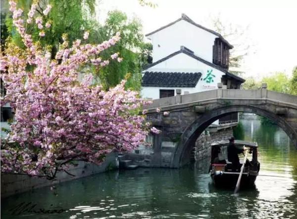 烟雨时节,江南六大古镇,离春天最近的地方