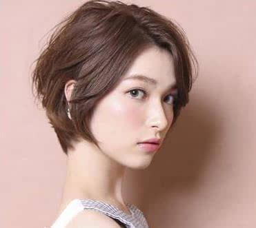 2015最新气质发型发型,让你女人又显短发第八期时尚于莎莎图片