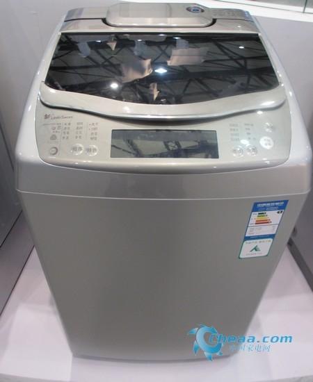 小天鹅洗衣机TB75-5188IADCL(SG)整体外观