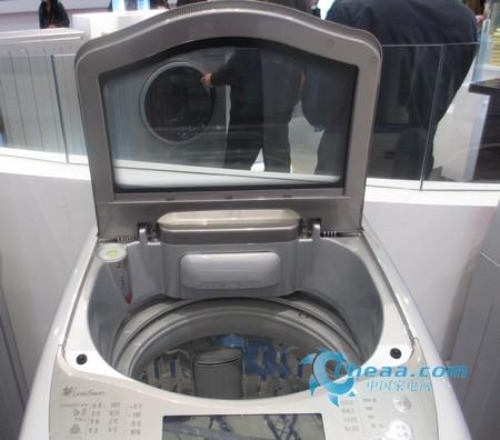 小天鹅洗衣机TB75-5188IADCL(SG)透明机盖