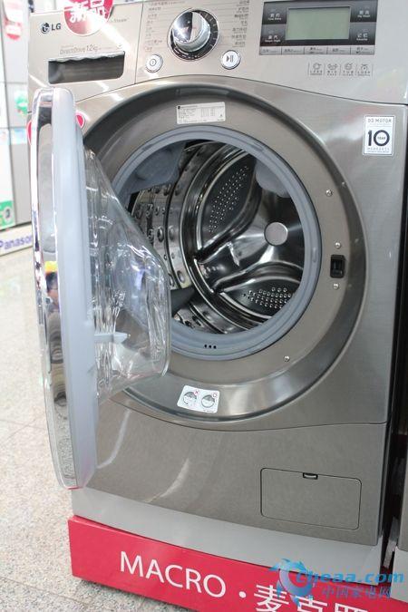 LG WD-F1495BDS洗衣机舱门