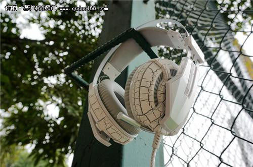 CF玩家谈迈世特幻银魔镜游戏耳机
