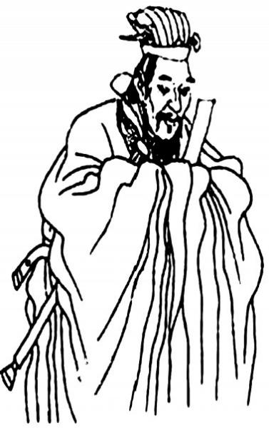 李斯——中国古代法律体系的奠基者(图)图片