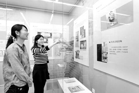 /中国现代文学馆30年记忆与守望(图)