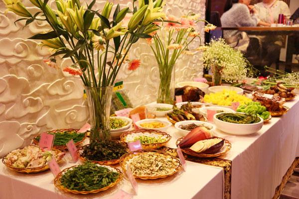 春日百花宴:鑫桂园云南鲜花美食节故事美食的小背后图片