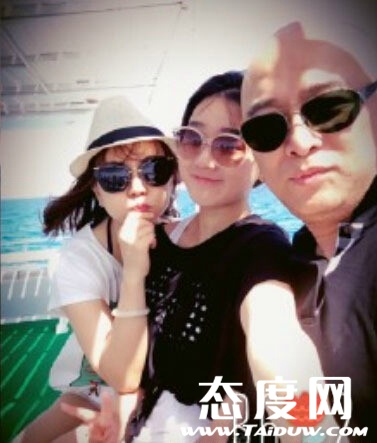 孟非老婆生活照_孟非与家人渡假 老婆李雪照片曝光_搜狐娱乐_搜狐网