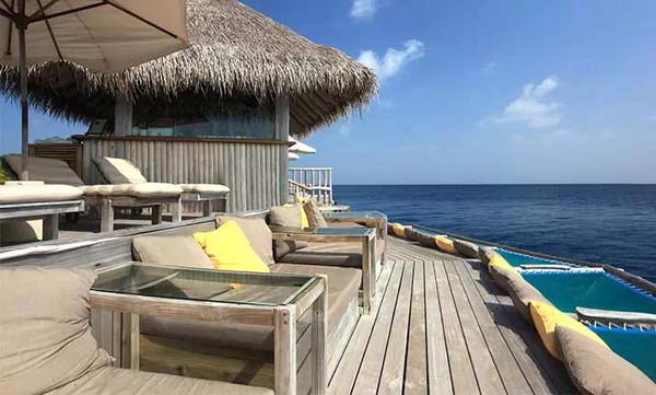 马尔代夫哪个岛屿好2015最值得去的岛就选幸福岛