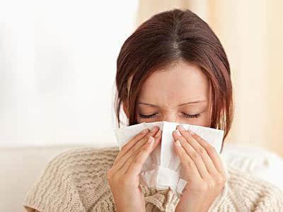 感冒流鼻涕会之间影响到我们的正常生活以及工作.