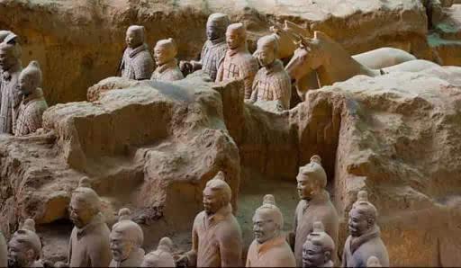 秦始皇陵十大震惊中外之谜:兵马俑并非其陪葬品