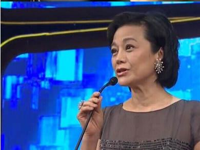 张艾嘉为最佳两岸华语电影颁奖