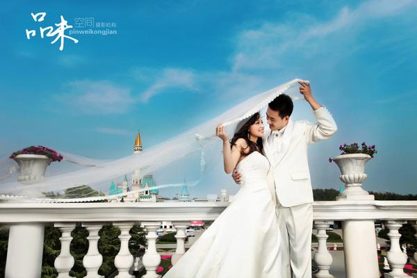 北京婚纱摄影排名 北京十佳婚纱摄影工作室