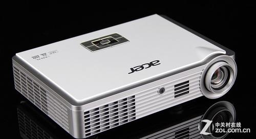 图为Acer K335整体外观