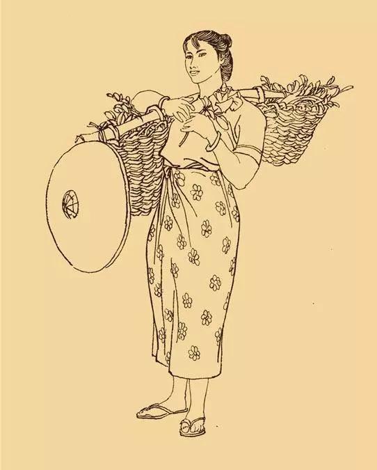 傣族 图片