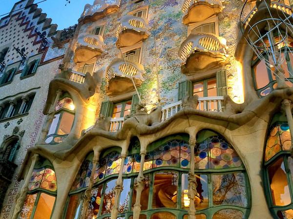 西班牙,欧陆阳光——建筑篇,高迪