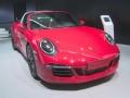 2015上海车展:新保时捷 911 Targa 4 GTS
