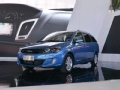 2015上海车展:奇瑞艾瑞泽M7 全新7座MPV