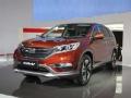 2015上海车展:东风本田全新款CR-V 上市