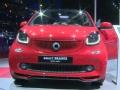 2015上海车展:奔驰smart fortwo Brabus