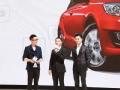 2015上海车展:车展众口味之余枫车展站台