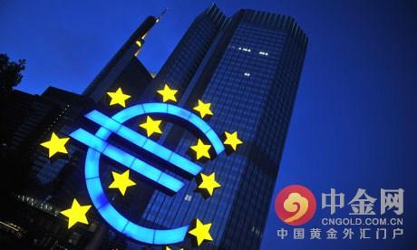 """德拉吉在欧洲央行2014年年报中写道,其可以自信地预计2014年经历的疲弱且不均衡的复苏将变为一个更加强劲和可持续的复苏。通胀将""""无延误地""""回升至欧洲央行低于但接近2%的中期目标。"""