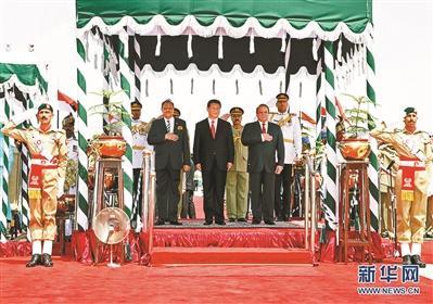 昨天,国度主席习近平到达伊斯兰堡,开端对巴基斯坦停止国务访问。