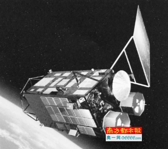"""日本""""月亮女神""""月球轨道探测器"""