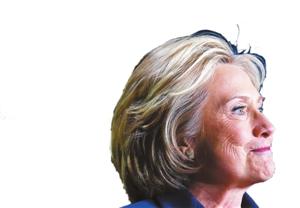 """克林顿/克林顿·希拉里的母校卫斯理女校的校训是""""宁照顾他人,勿当被..."""
