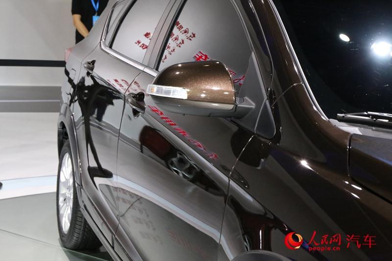 人民网直击2015上海车展