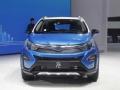 2015上海车展:比亚迪元新插电式混动SUV